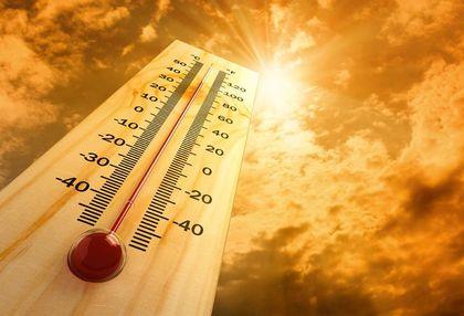 Egyes helyeken a 38-40 oC sem lesz ritka