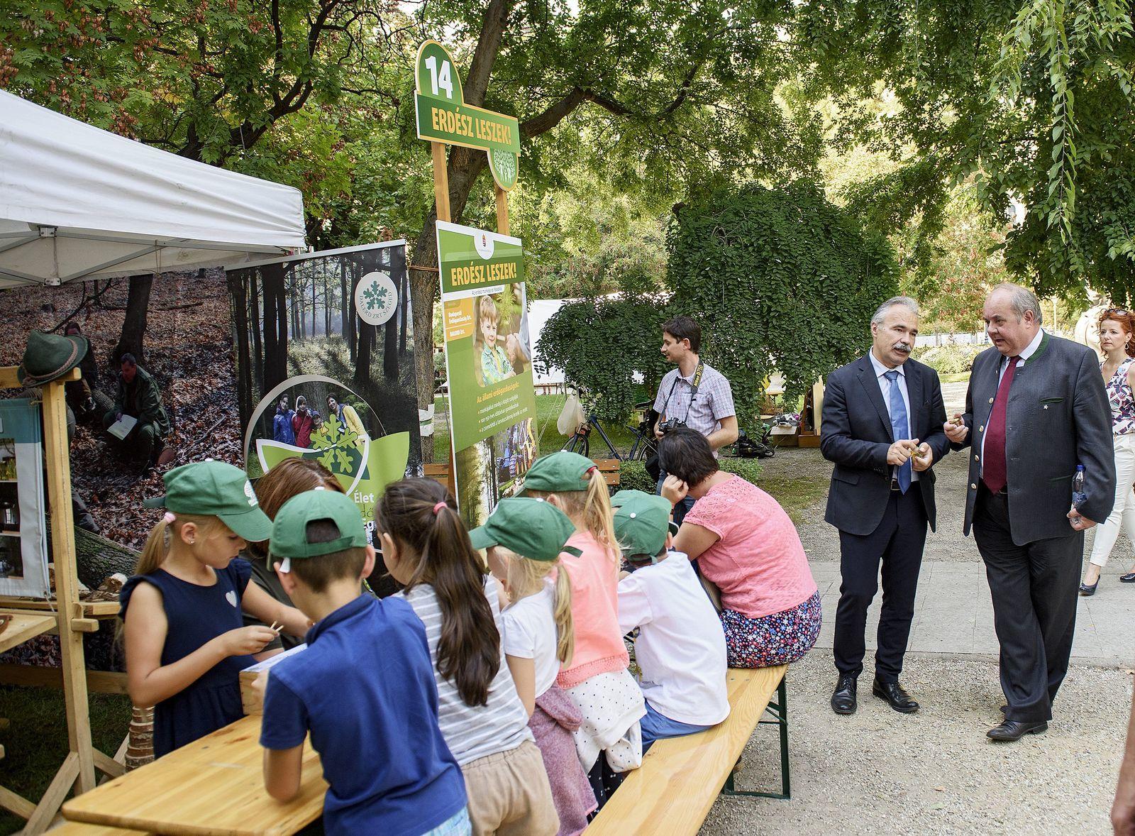 Én magam is részt vettem szeptemberben a budapesti Erdővarázs rendezvényen 1b6ff3e72e