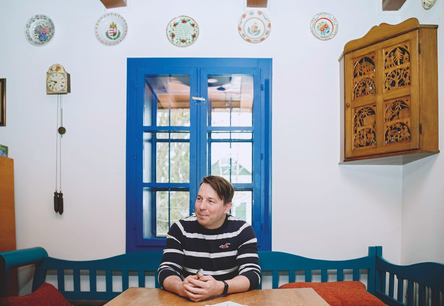 Népművészi értékek őrzője a lakószoba is