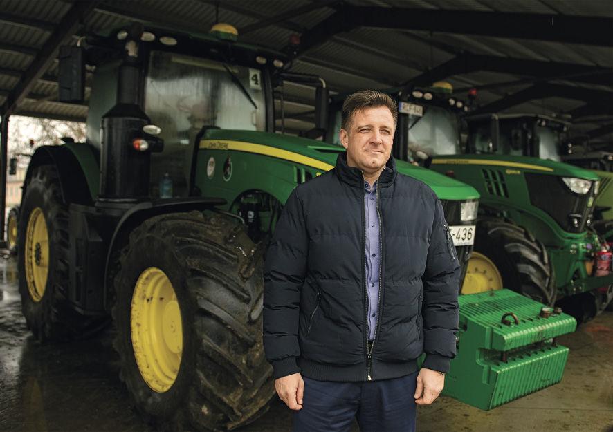 Isaszegi Norbert: növénytermesztésünk számára a tavaszi vetési időszak lesz a legkockázatosabb
