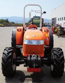 Új kistraktor